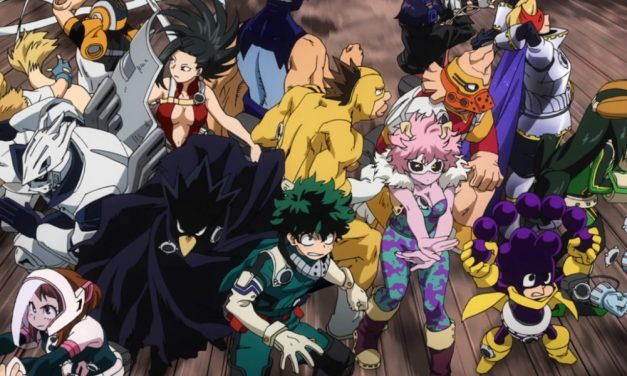MY HERO ACADEMIA Recap: (S03E15) The Test