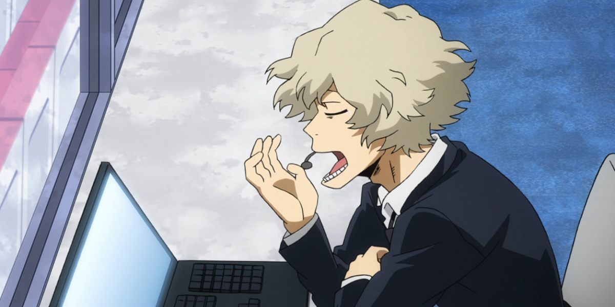 MY HERO ACADEMIA Recap: (S03E16) Shiketsu High Lurking