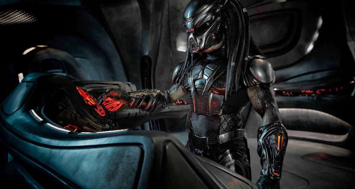 SDCC 2018:  THE PREDATOR Panel Reveals Poster, Extended Footage and Laughs