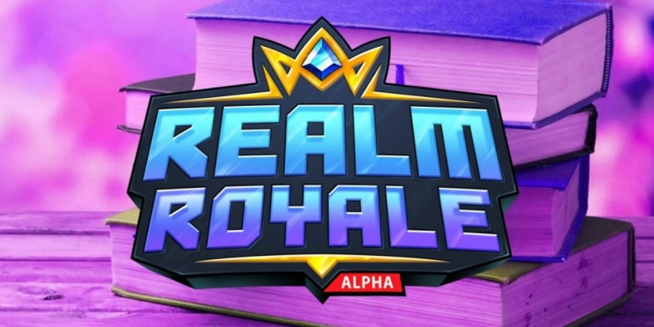 REALM ROYALE Brings Fantasy to Battlegrounds