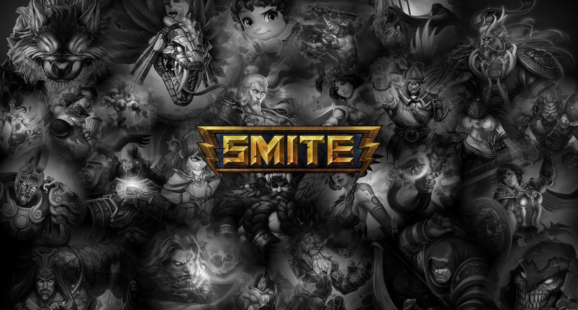 SMITE Is Rewarding Players for Good Behavior