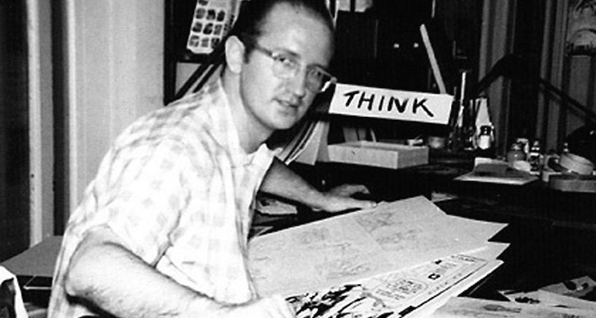 Legendary Comic Creator Steve Ditko Dies at 90