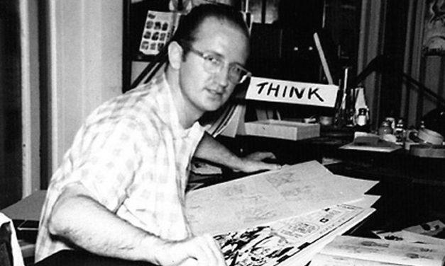 Legendary Comic Creator Steve Ditko Dies at 90