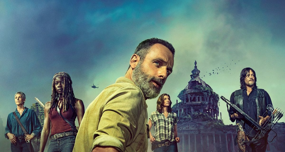 THE WALKING DEAD Casts Two New Female Characters for Season 9