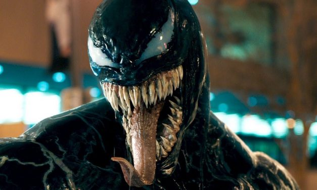 Tom Hardy Goes Toe to Toe with Riot in the New VENOM Trailer