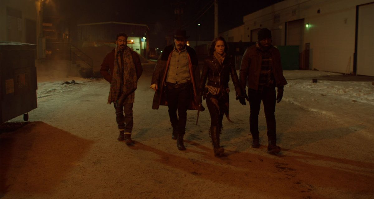 WYNONNA EARP Season Premiere Recap: (S03E01) Blood Red and Going Down