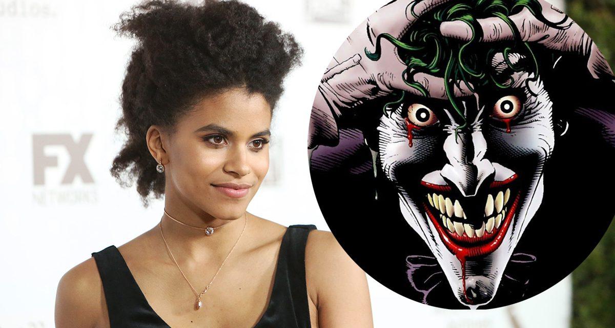 Zazie Beetz in Talks To Join Joker Stand-Alone Film