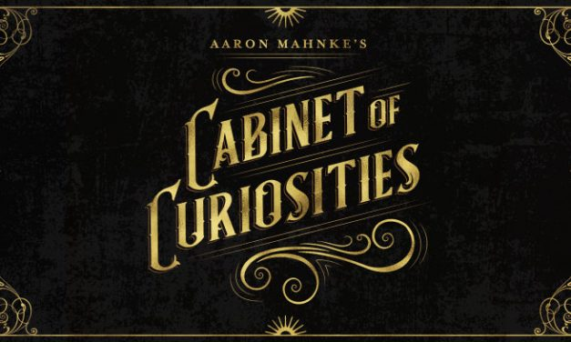 Podcast Review: Aaron Mahnke's CABINET OF CURIOSITIES