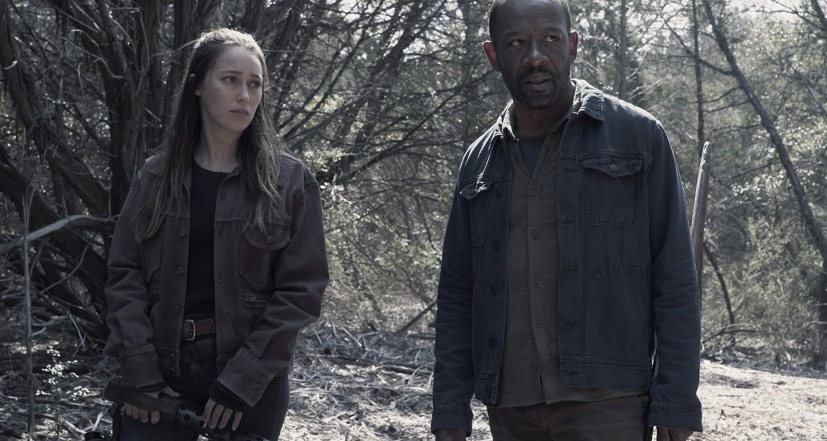 "Morgan Tries to Save Alicia in this Sneak Peek from FEAR THE WALKING DEAD ""People Like Us"""