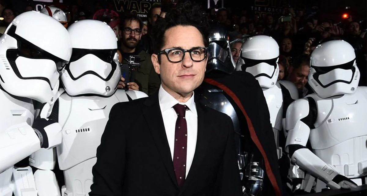 JJ Abrams Celebrates First Day of Filming By Sharing STAR WARS: EPISODE IX Tease