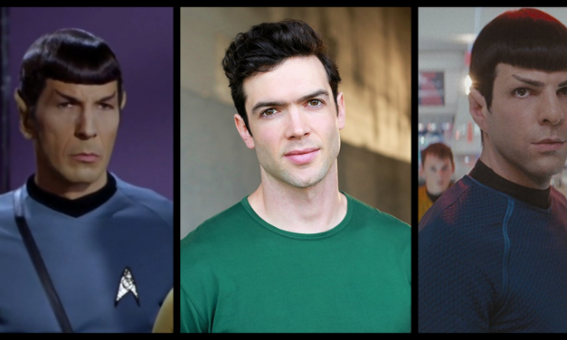 STAR TREK: DISCOVERY Casts Spock