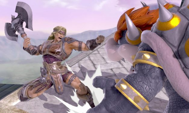 Highlights from the SUPER SMASH BROS ULTIMATE Direct
