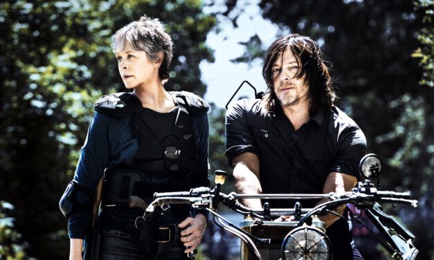 THE WALKING DEAD Announces 11th and Final Season and A Daryl-Carol Spinoff
