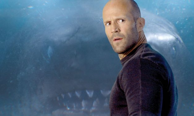 Movie Review: THE MEG