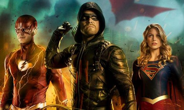 CW CROSSOVER: New Poster Reveals a Major Role Reversal for Arrowverse Heroes
