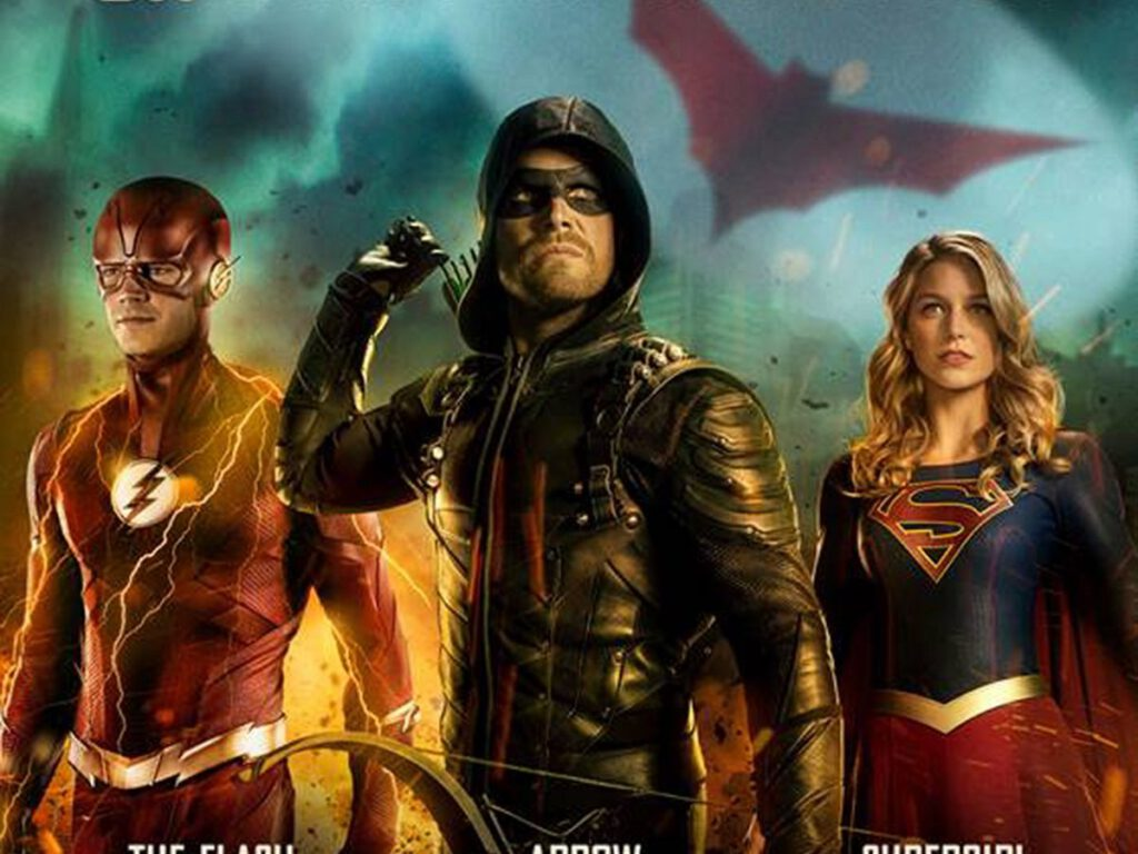Arrowverse crossover event, SDCC