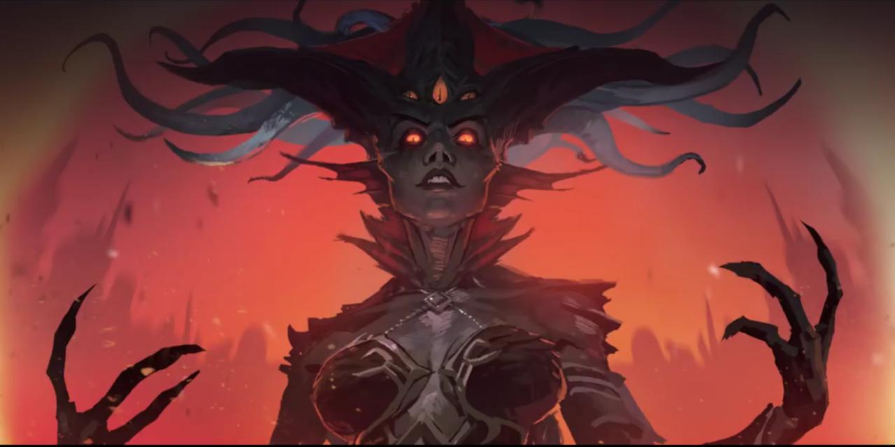 A Closer Look at WORLD OF WARCRAFT Azshara Warbringer Animated Short