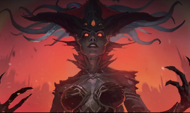 A Closer Look at WORLD OF WARCRAFT Azshara Warbringer Animated Short