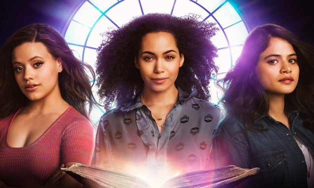 They're Stronger Together in New CHARMED Promo Poster