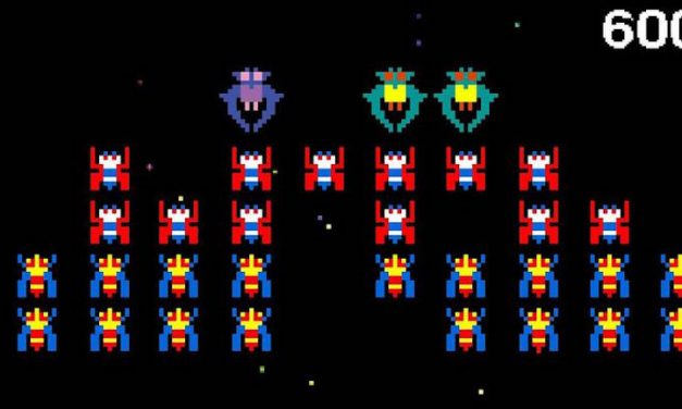 Sci-Fi Saga GALAGA CHRONICLES Is Blasting Its Way to TV