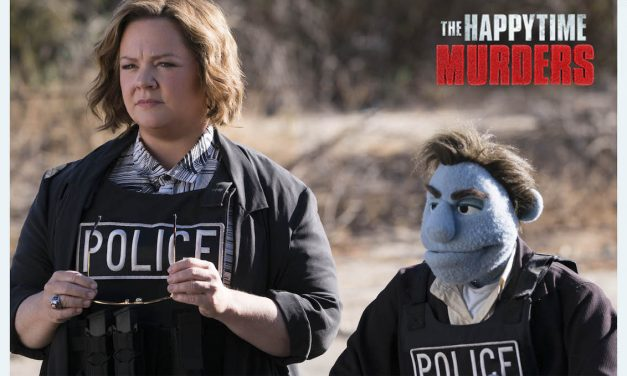Movie Review: THE HAPPYTIME MURDERS