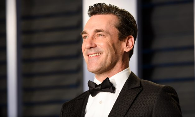 Jon Hamm, Ed Harris and Lewis Pullman Suit Up for TOP GUN: MAVERICK