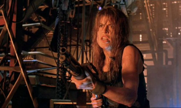 Linda Hamilton Is Back in New TERMINATOR First Look Photo