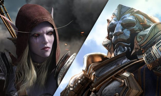 GGA Game Review: World of Warcraft Expansion BATTLE FOR AZEROTH