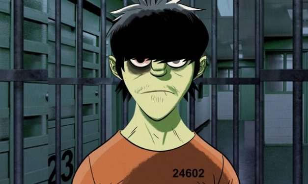 Our Prison Interview with Gorillaz' Murdoc Niccals