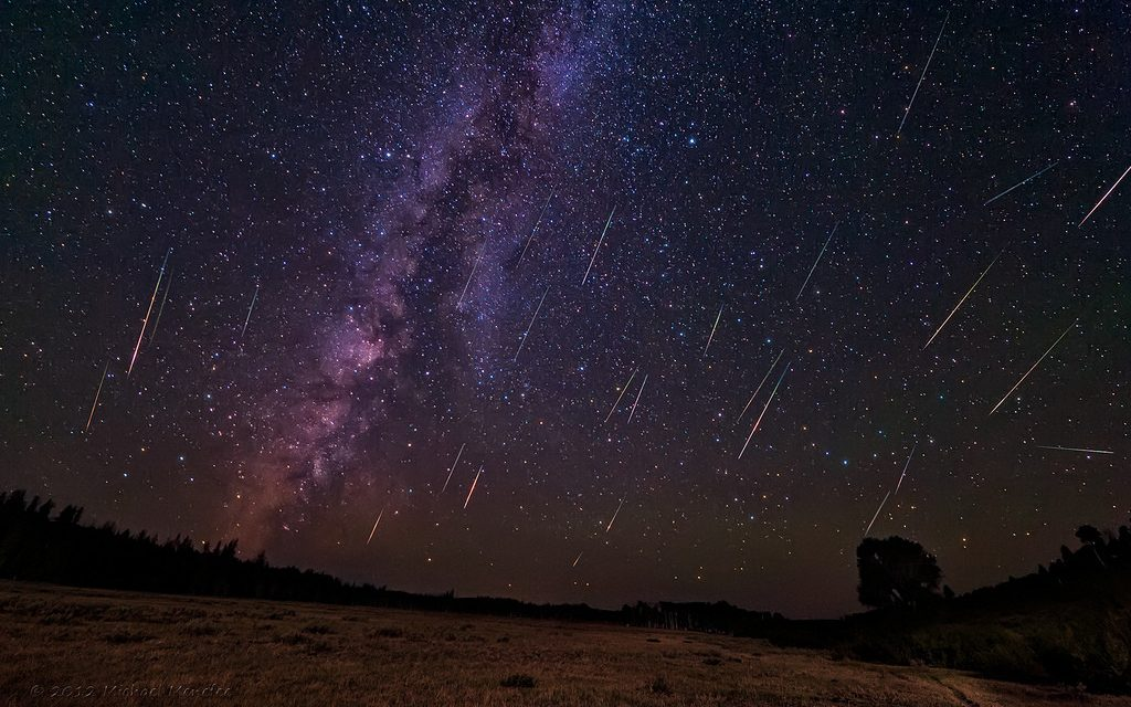 """""""Best"""" Meteor Shower of 2018 Will Peak This Weekend"""