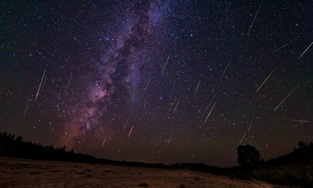 """Best"" Meteor Shower of 2018 Will Peak This Weekend"