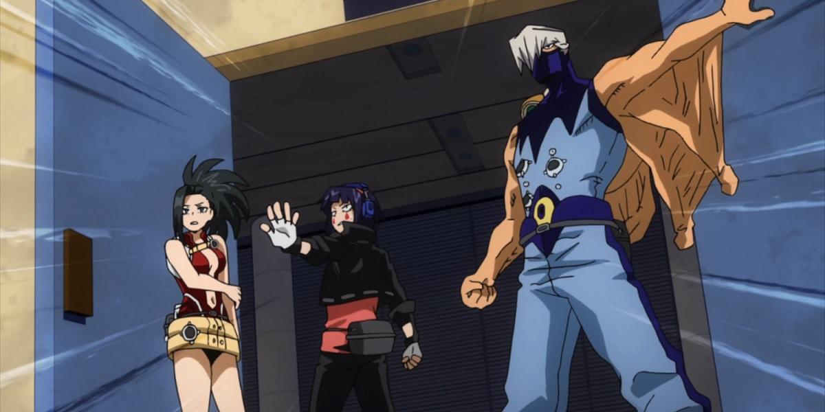 MY HERO ACADEMIA Recap: (S03E17) Class 1-A