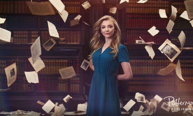 Natalie Dormer Will Bewitch Ears with HARRY POTTER: A HISTORY OF MAGIC Audiobook Narration