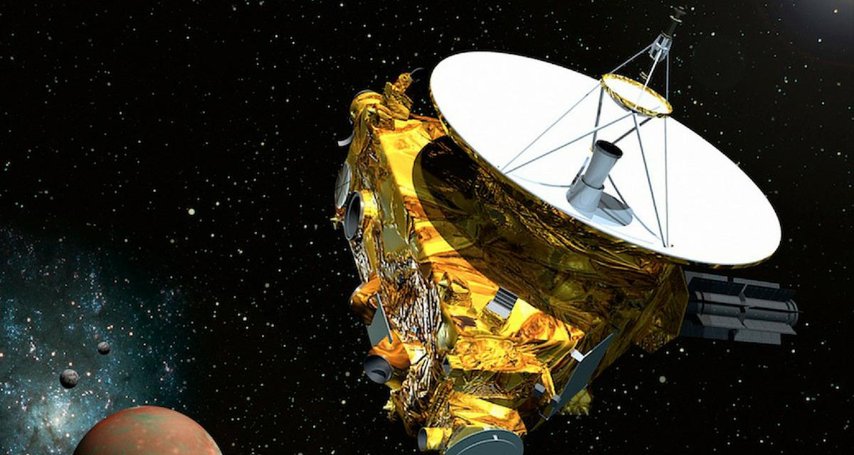 NASA New Horizons Team Tracks 20 Miles Long Object(s) from 4 Billion Miles Away