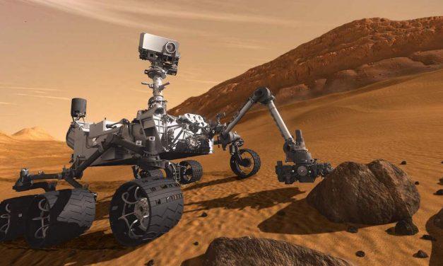 NASA Opportunity Rover Is Quiet, Too Quiet