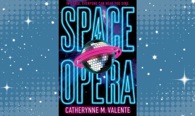 Book Review – SPACE OPERA