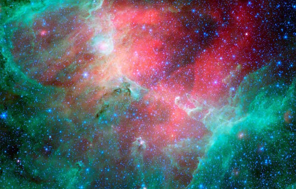 NASA's Spitzer Telescope Celebrates 15 Years in Space