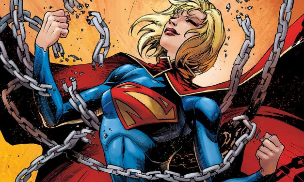 SUPERGIRL Film Flying Into Pre-Production Over at WB