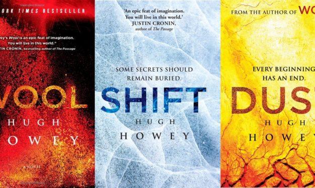 Hugh Howey's Dystopian Novel WOOL in Development at AMC