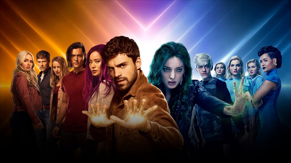It's Time to Choose a Side in THE GIFTED Season 2 Comic Book Style Trailer