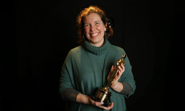 Artist & VFX Pro Betsy Mueller Steps into the Spotlight