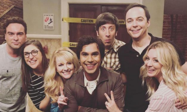 THE BIG BANG THEORY: Back Next Week for a Victory Lap