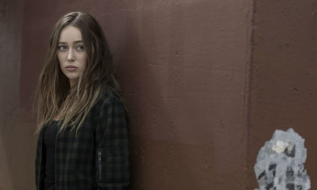 Geek Girl Authority Crush of the Week: ALICIA CLARK