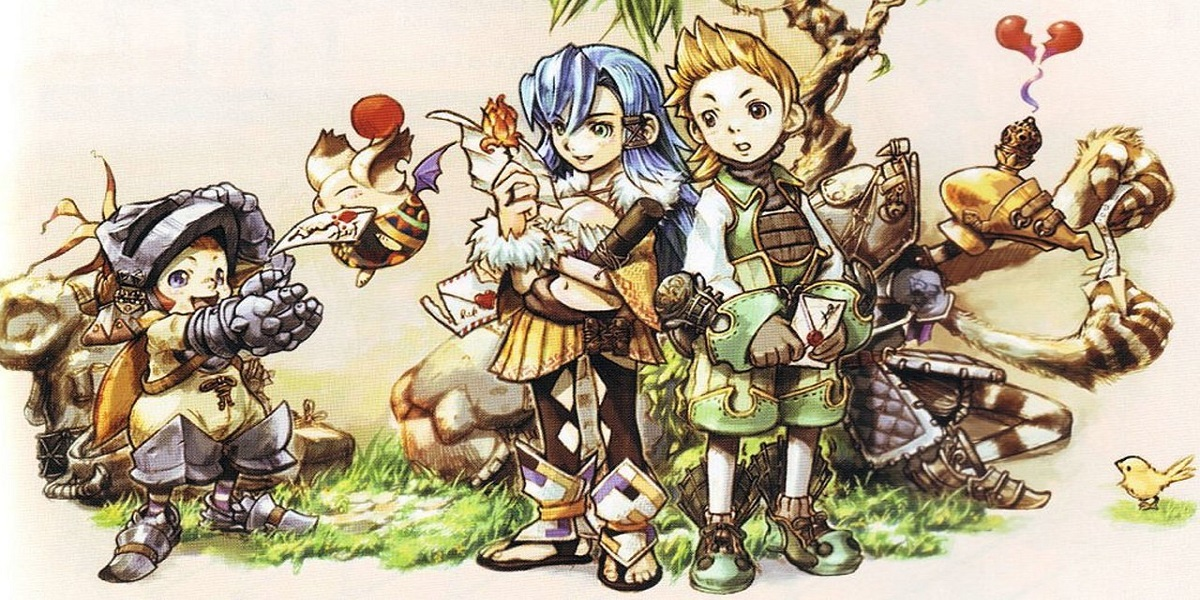 FINAL FANTASY CRYSTAL CHRONICLES Remastered Announced for PS4 and