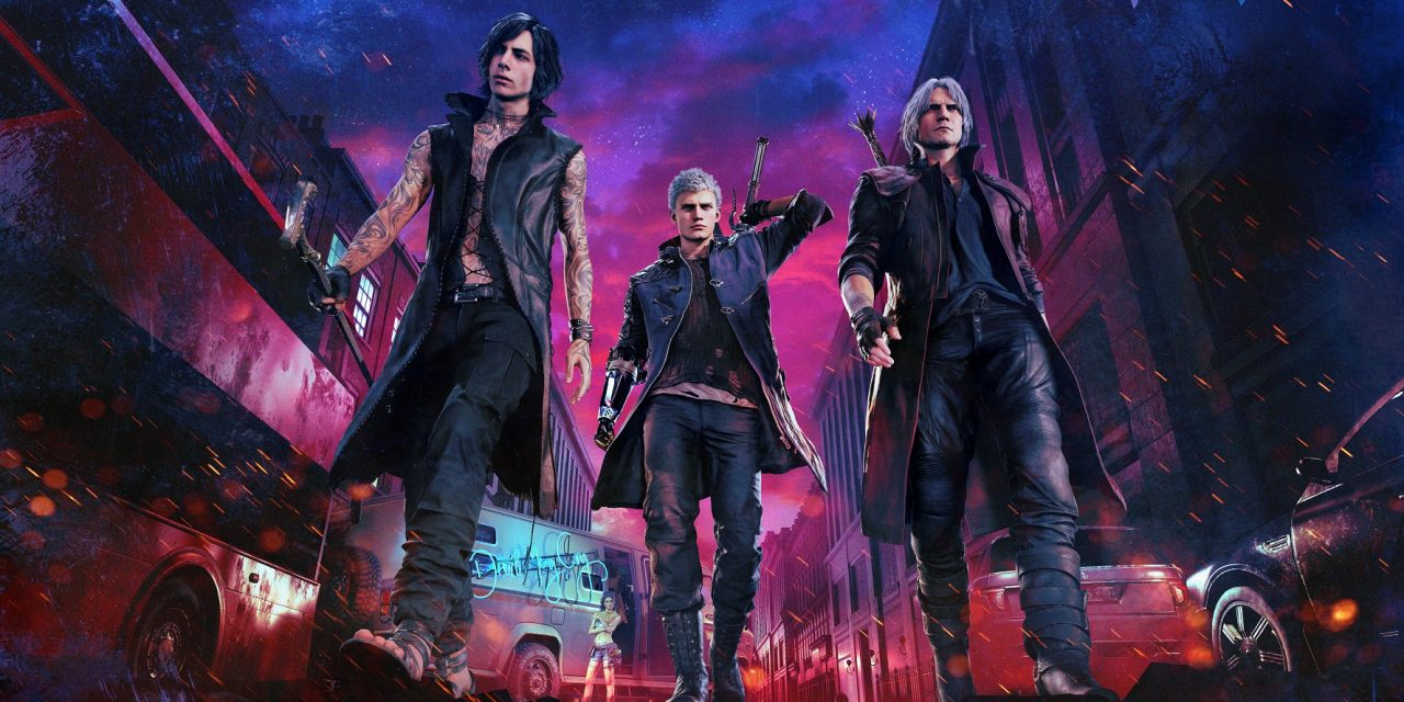 New DEVIL MAY CRY 5 Dante Trailer and Images