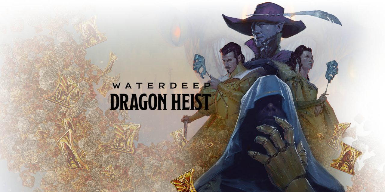 DUNGEONS AND DRAGONS Adventurers League Season 8 Welcomes Players to Waterdeep