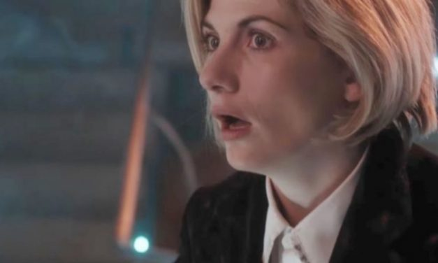 Hold on to Your Sonic Screwdrivers – DOCTOR WHO Is Back October 7!