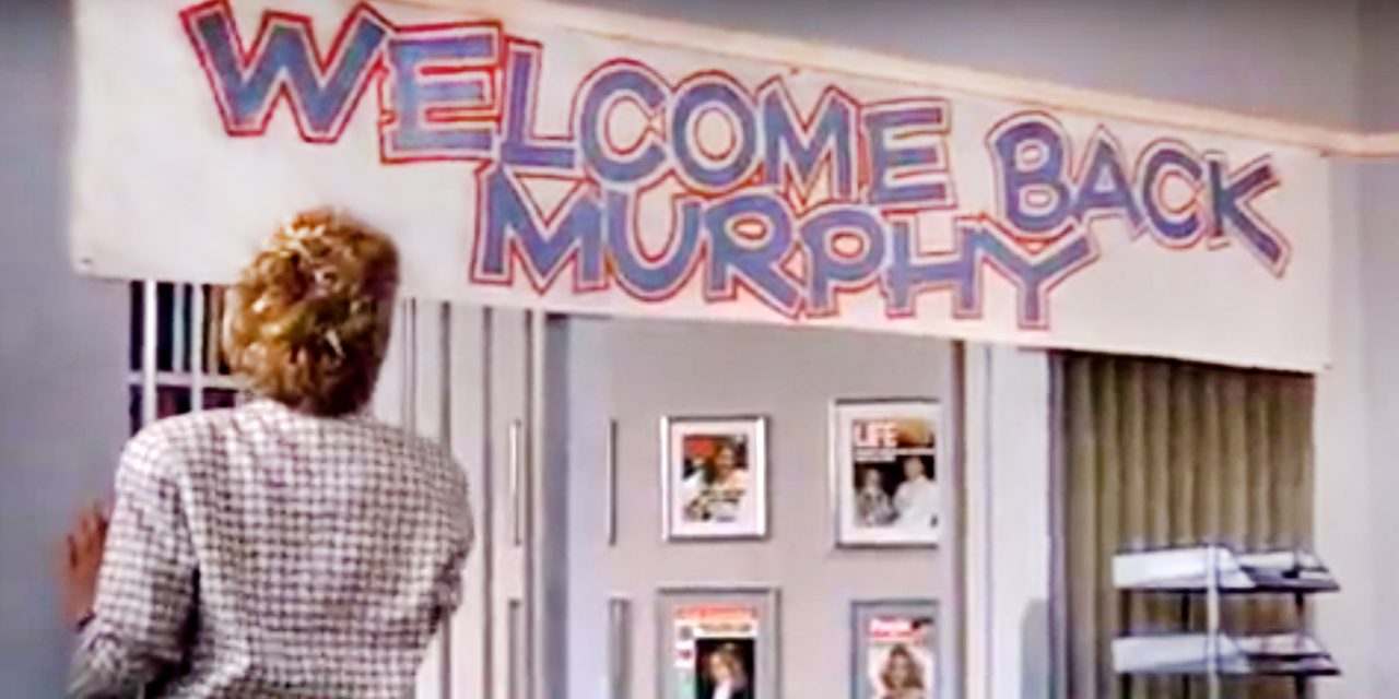 Kistler's Nerdy Love Letters: The Pilot Episode of MURPHY BROWN