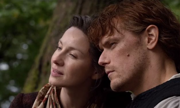 The Droughtlander Is Over: OUTLANDER Returns Sunday!