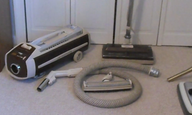 Smart Suck'n:  The Future Of Vacuum Cleaners